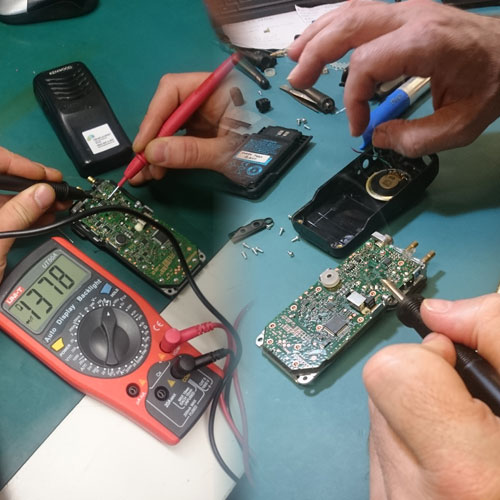 Two Way Radio Repairs image