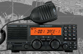 Motorola Mobile two way radios image
