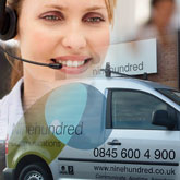 Two way radio support services