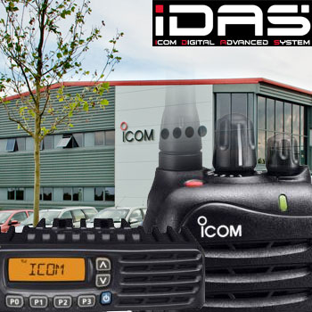 Icom two way radios