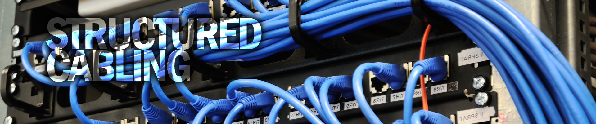 Structured cabling banner image