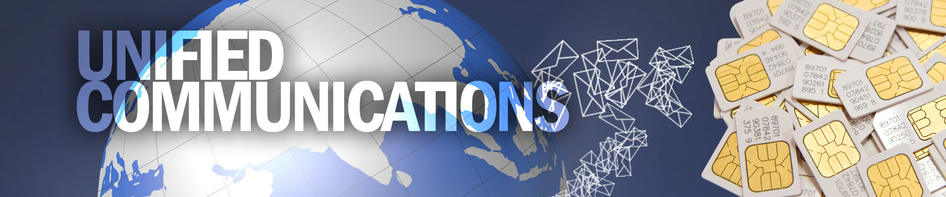 Unified Communications banner image