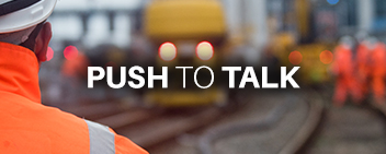 Push to Talk for Rail Side Menu Image
