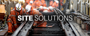 Site Solutions for Rail Side Menu Image