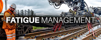 Fatigue Management for Rail Side Menu Image
