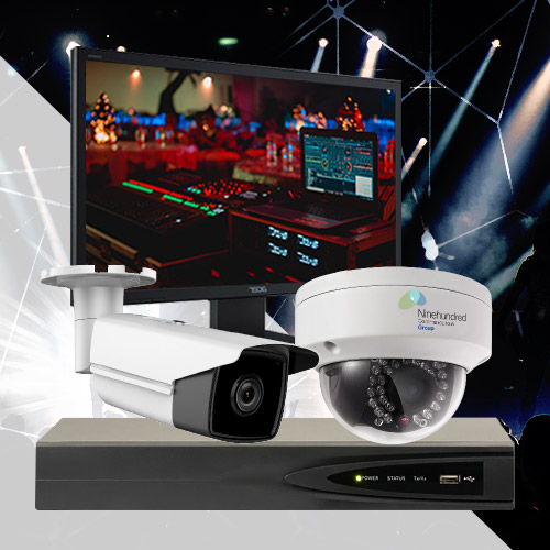Event Site CCTV Systems image