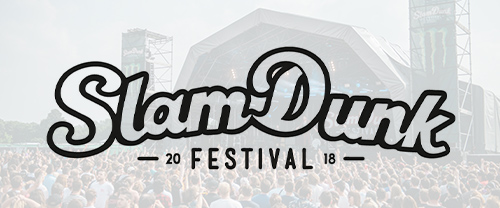 Slam Dunk Festival Side Menu Image