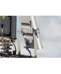 Rear view of Lighting Tower LED Lamps