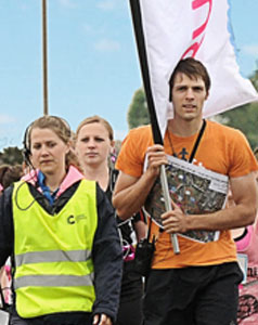 Race for Life Sidebar image