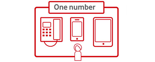 Vodafone One Net image