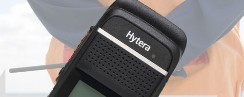 Hytera Digital Radio image