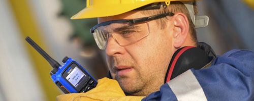 Hytera Portable Two Way Radios image