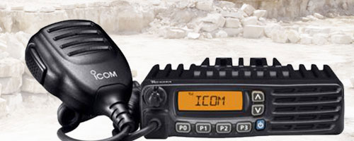 Icom Mobile Two Way Radios image
