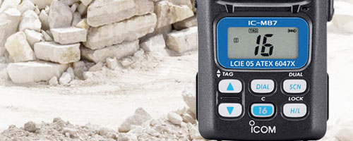 Icom Portable Two Way Radios image