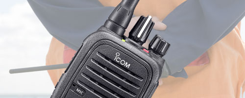 Icom Analogue two way radios image