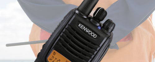 Kenwood Analogue two way radios image