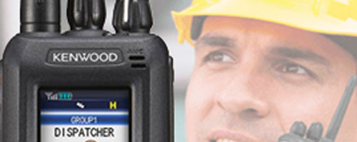 Kenwood Portable Two Way Radios image
