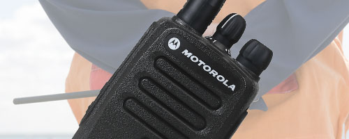 Motorola Analogue two way radios image