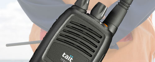 Tait Analogue two way radios image