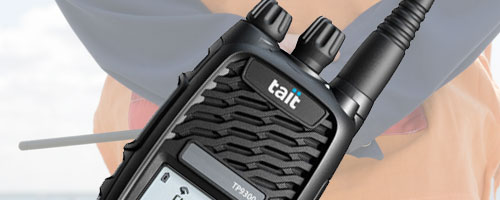 Entel Analogue two way radios image