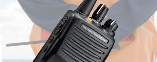Vertex Standard Analogue two way radios image