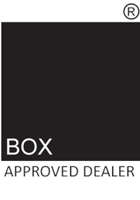 Box Approved Dealer Logo