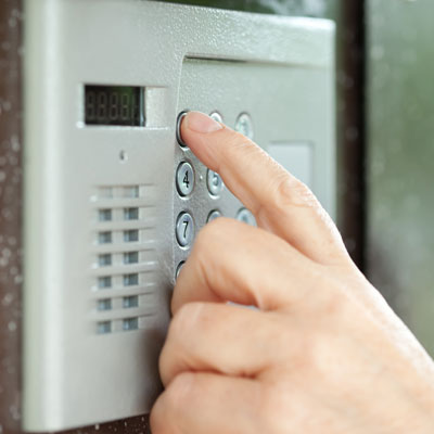 Access control quote side module image