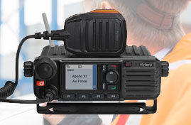 Hytera Mobile two way radios image
