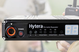 Hytera two way radio repeaters image