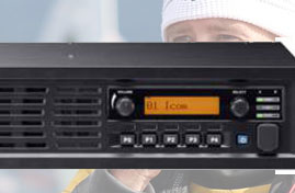 Icom two way radio repeaters image
