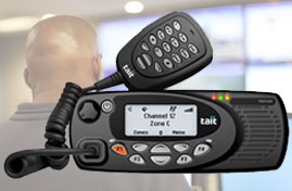 Tait Mobile two way radios image