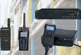 Two Way Radio Range