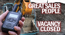Great Sales People Required Thumbnail