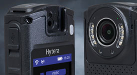 New Hytera Body Cameras Intro Image