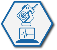 Remote Equipment Monitoring icon