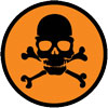 900 Gateway Hazardous Environment Icon