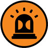 900 Gateway Emergency Alert Icon