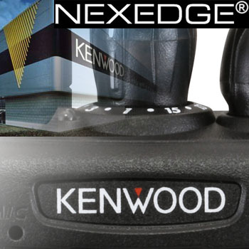 Kenwood two way radio equipment