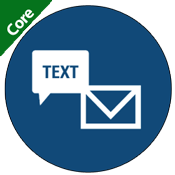 TRBOnet PLUS Text Messages & Email icon