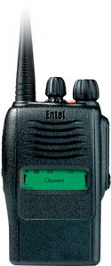 Entel HX400 Entry LCD Series