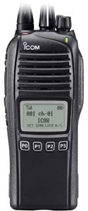 Icom IC-F3262DS/IC-F4262DS