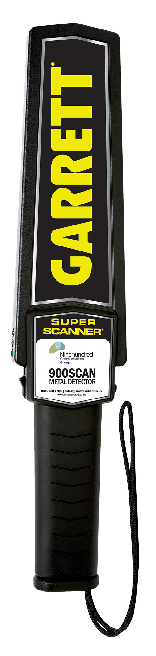 900Scan Hand-held Metal Detector Image