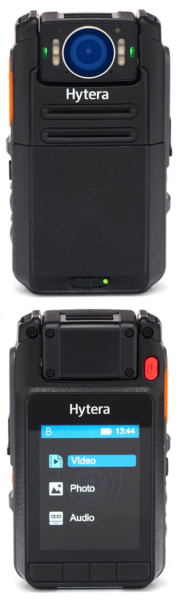 Hytera VM685 Body Worn Camera Image
