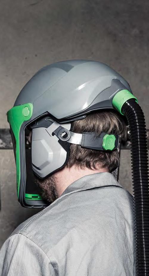 Rpb Z Link Powered Air Respirators