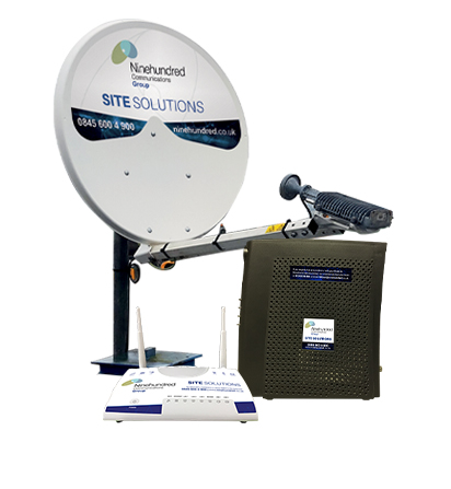 Satellite Broadband Packages Image
