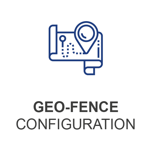 Geo-Fence Configuration Icon