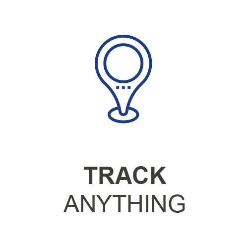 Track Anything Icon